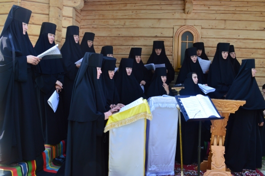 Maicile sf. manastiri Marta si Maria